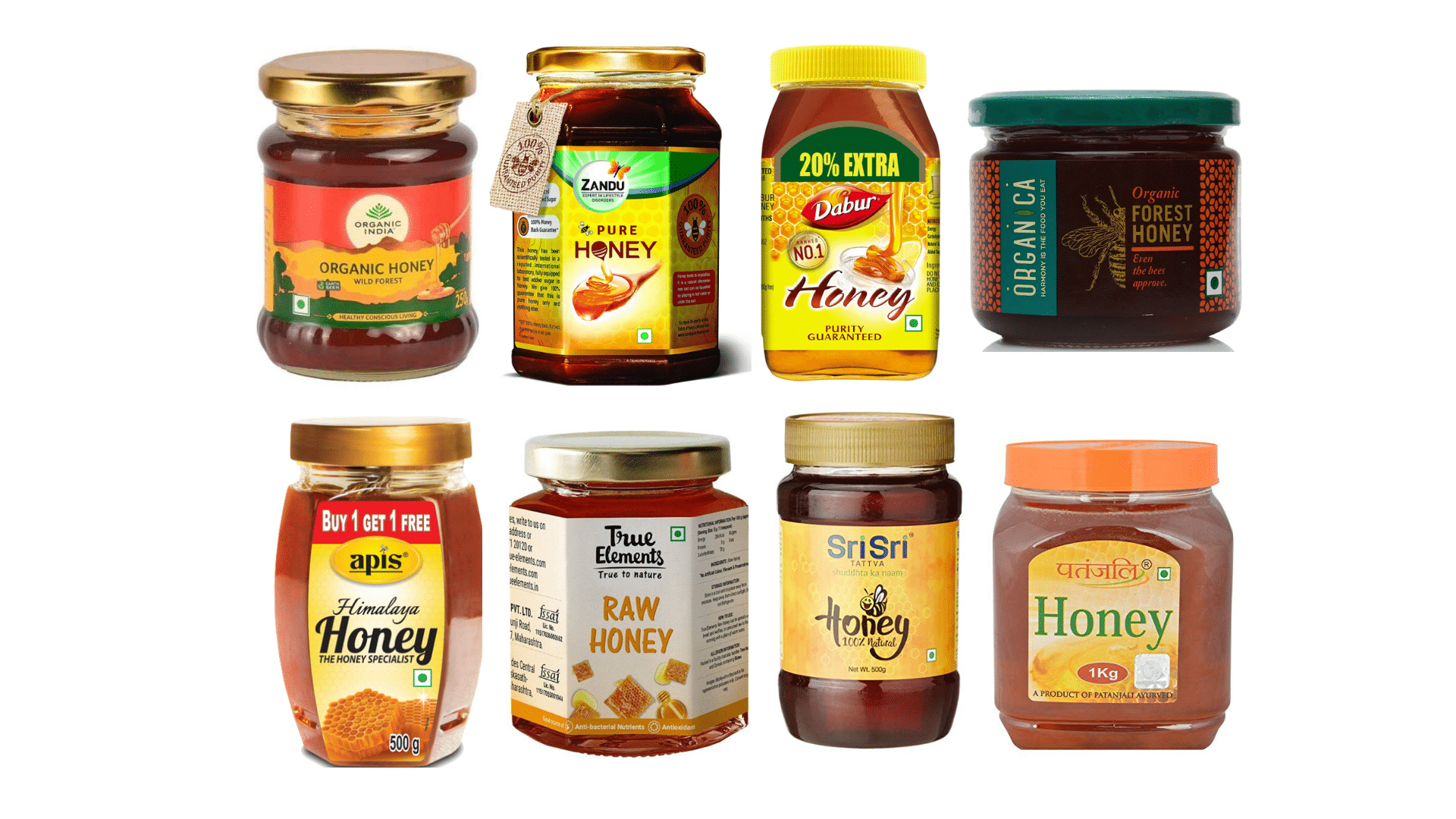 Best Honey Brands-mishry