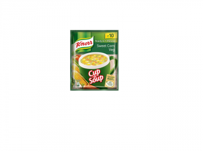 knorr corn veg soup