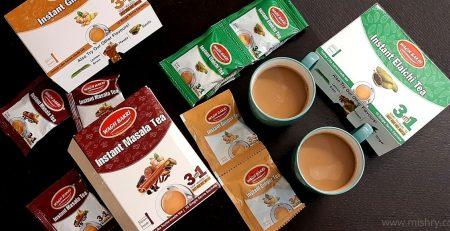 Wagh Bakri Instant Tea Premix Review