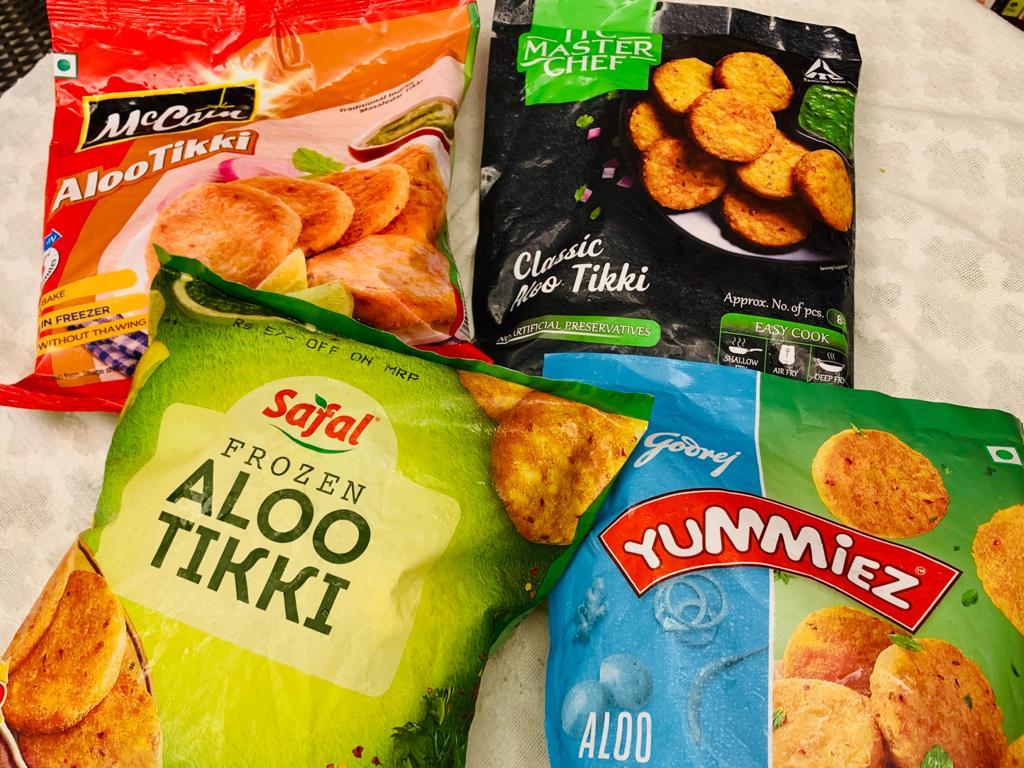 Aloo Tikki-mishry