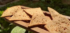 Wingreens Farms Baked Pita Bread Crisps Review
