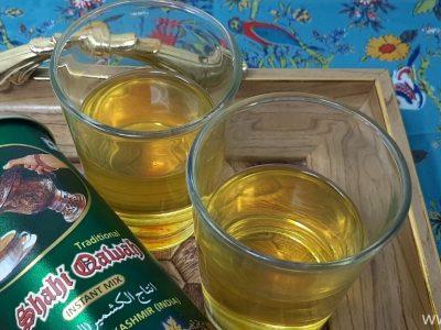 aarafh premium kashmiri shahi qawah tea