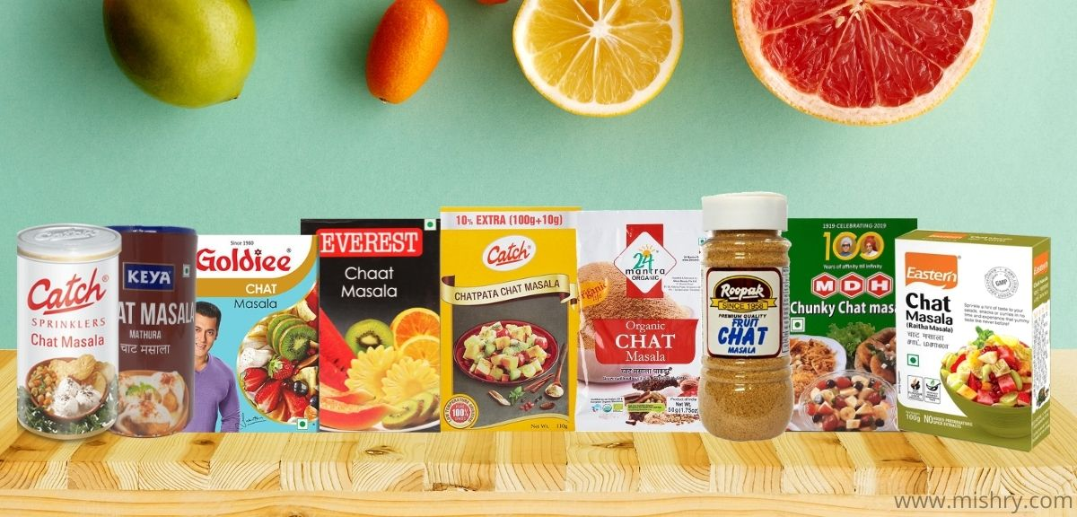 best-chaat-masala-brands-in-india