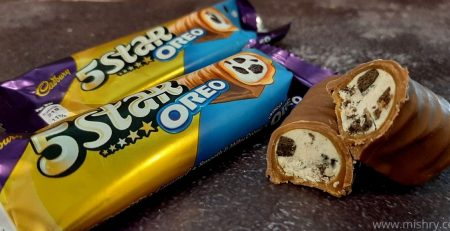 cadbury-5-star-oreo-chocolate-bar-review