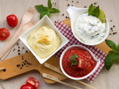 dips you can make & store during lockdown