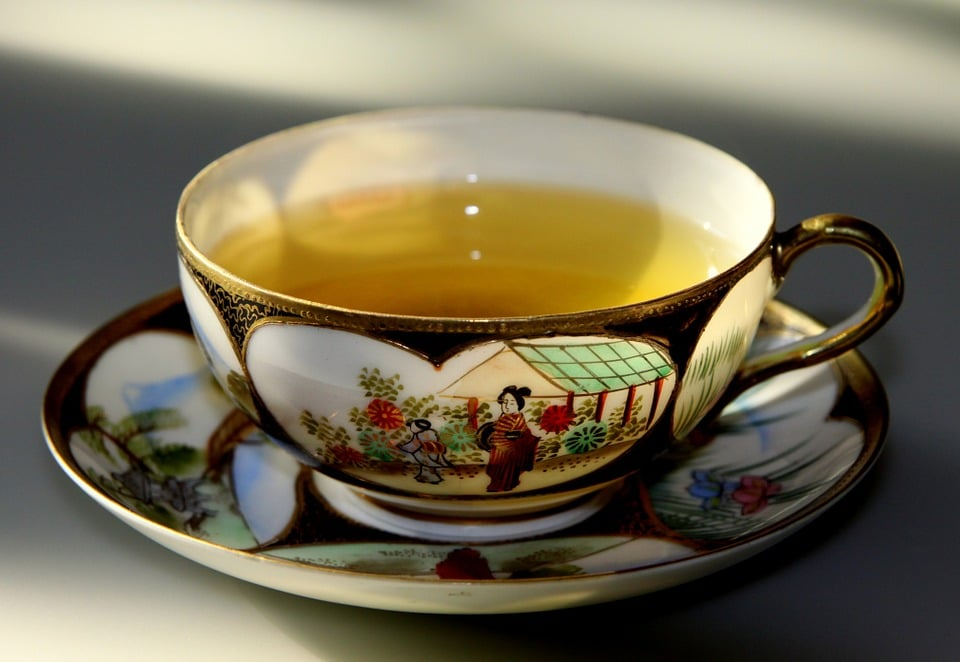 ग्रीन-टी चाय के लाभ / Green Tea Ke Fayde