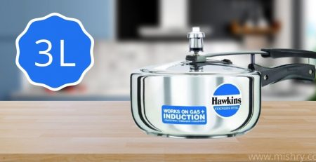 hawkins-stainless-steel-pressure-cooker-3-litre-review