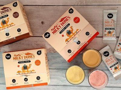 hye foods milky dunes camel milk powder review