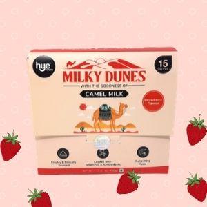 hye-foods-milky-dunes-camel-milk-powder-strawberry-flavor