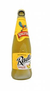 kingerfisher radler lemon & ginger-mishry