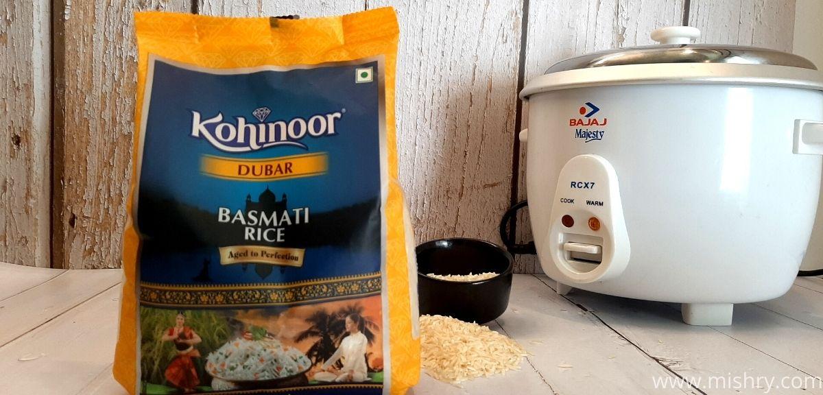 kohinoor basmati rice review