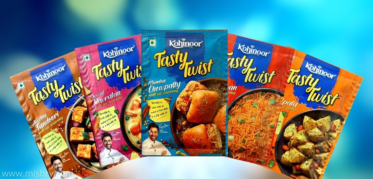kohinoor-tasty-twist-seasonings-review