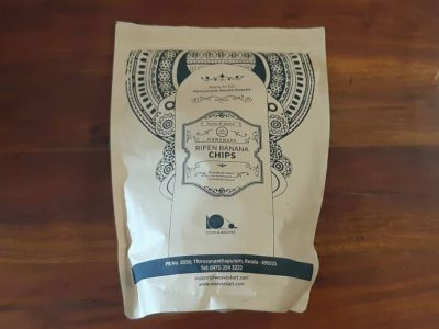 looms & weaves organic banana chips review