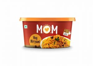 meal of the moment veg biryani-mishry