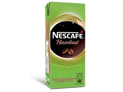 Nescafe's Hazelnut Coffee-mishry