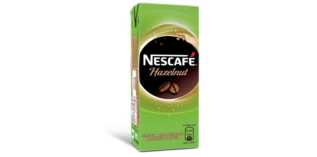 Nescafe's Hazelnut Coffee-mishry