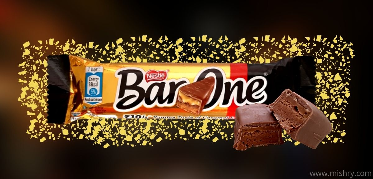 nestle bar one review