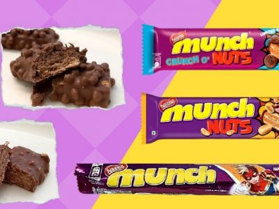 nestle munch review