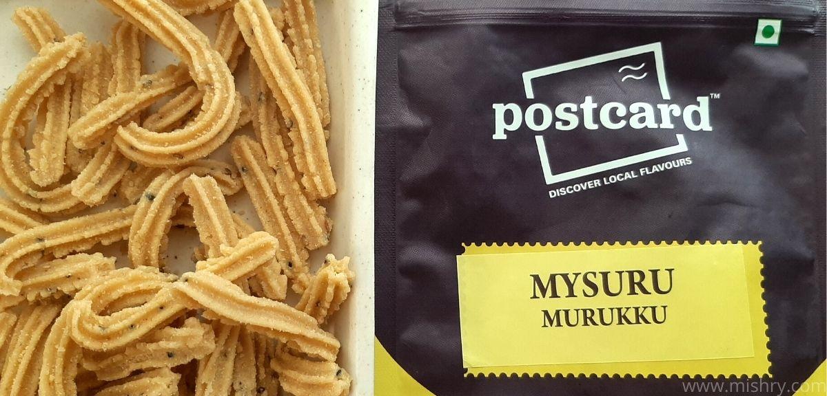 postcard-mysuru-murukku-review