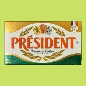 president premium butter