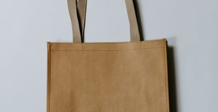 tips to clean grocery bags