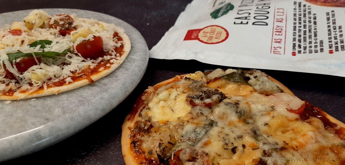 wingreens pizza dough